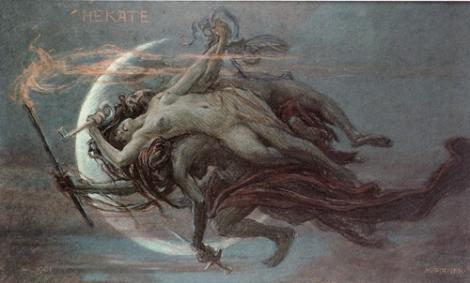 Maximillian Pirner's Hecate